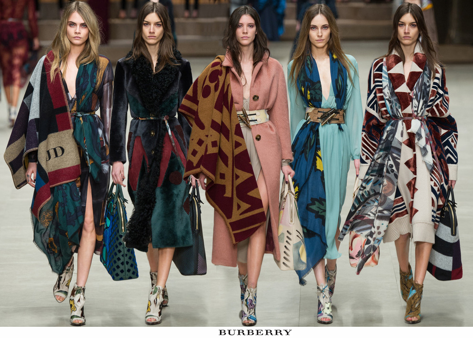 Burberry-Fashion-Show-Fall-2014