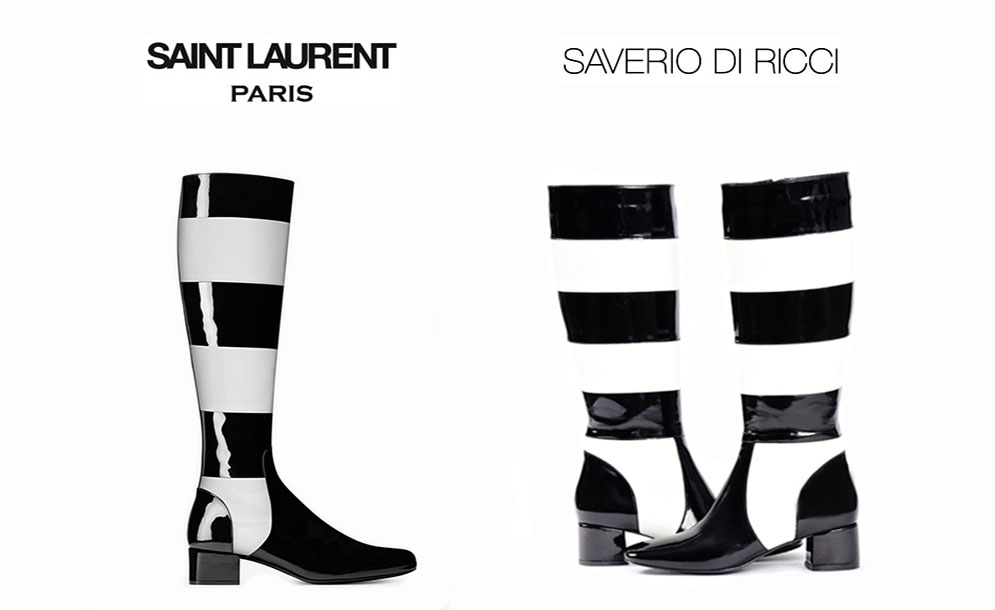 Copias-Argentinas-Inspiraciones-Saint-Laurent-Fall-2014-Saverio-di-Ricci-Botas-Blanco-Negro-Invierno-2015.jpg