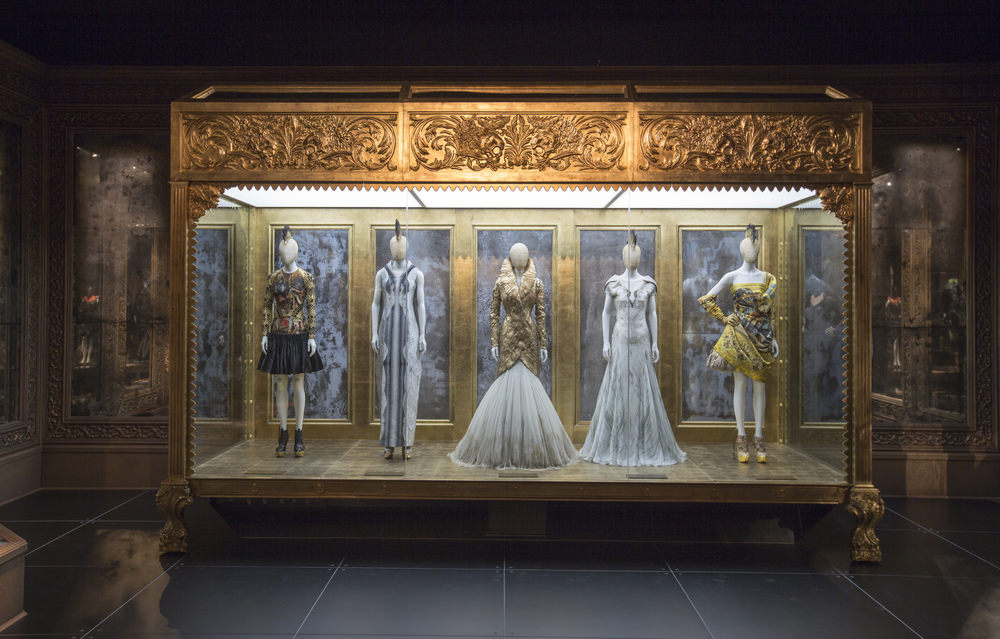 Alexander McQueen Savage Beauty Victoria and Albert Museum