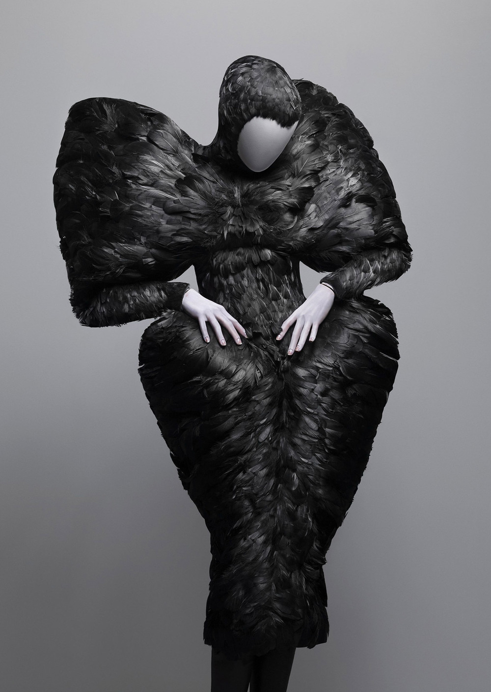 Sybarite-Architects-Alexander-McQueen-Savage-Beauty-V-and-A-Black-Duck-Feathers-A-romantic-and-gothic-mind.jpg
