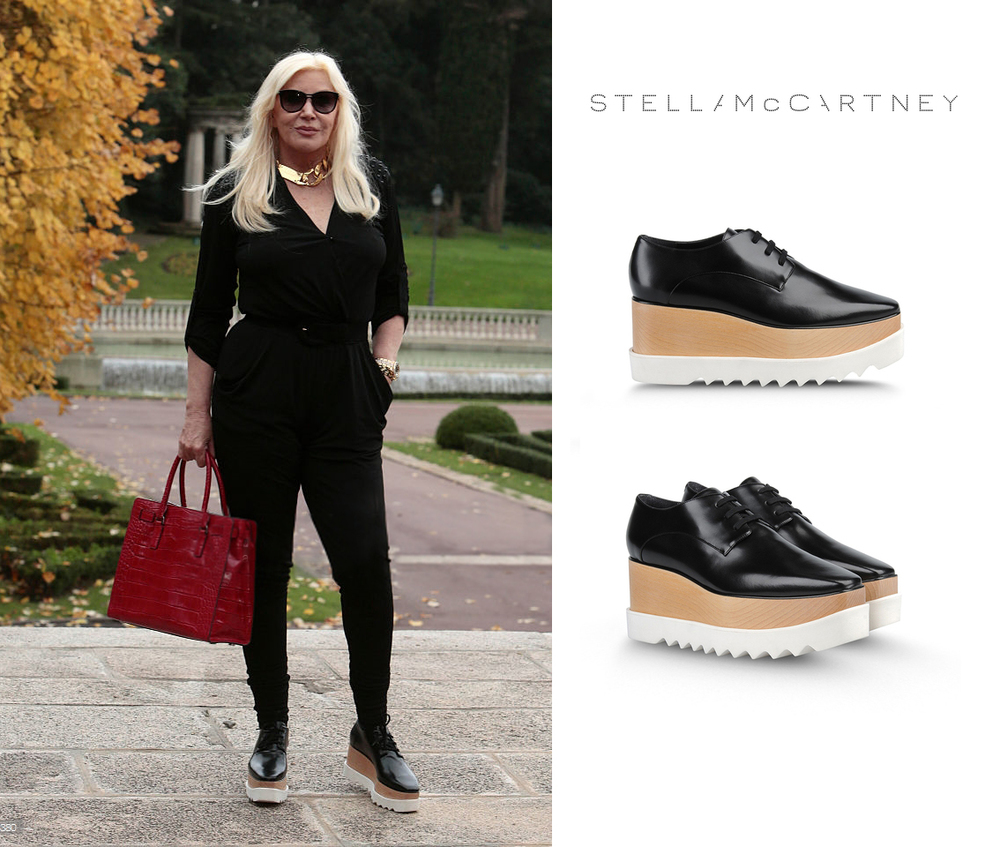 Susana-Gimenez-2015-Stella-McCartney-Elysee-Black-Britt-Shoes-Zapatos-Oxfords-2015.jpg