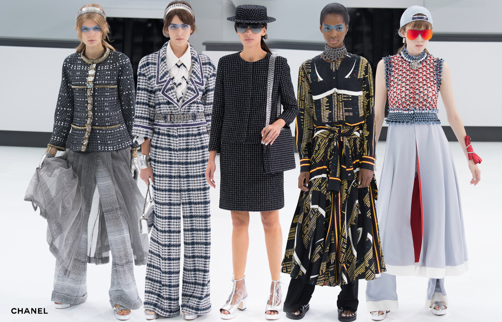 Chanel 2016 Spring Summer Paris