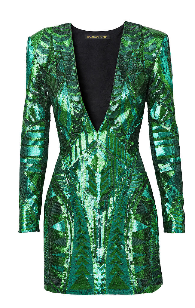 Balmain-HM-Collaboration-Green-Long-Sleeve-Pailliettes-Dress.jpg
