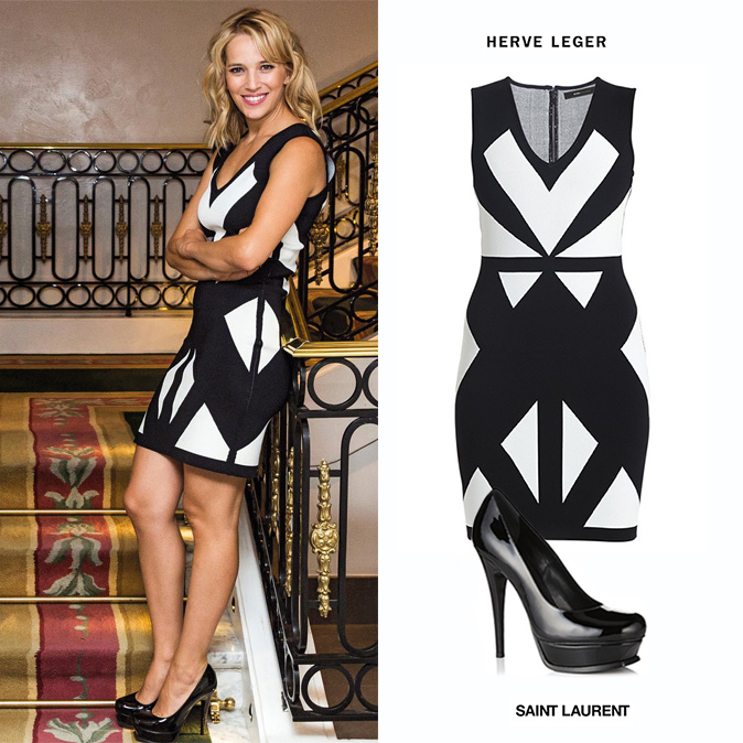 Luisana_Lopilato_Premios_Platino_2017_Herve_Leger_Bandage_Dress_YSL_Saint_Laurent_Tribute_Shoes_Zapatos_Vestido_Blanco_Negro_Looks.jpg