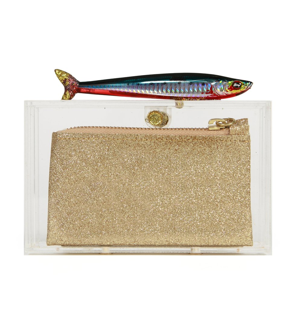 FISH CLUTCH |  FLANEUR