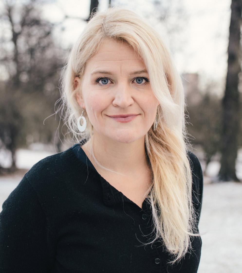 Liv Gulbrandsen. Foto: Stine Friis Hals