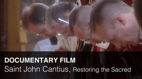 Saint John Cantius, Restoring the Sacred