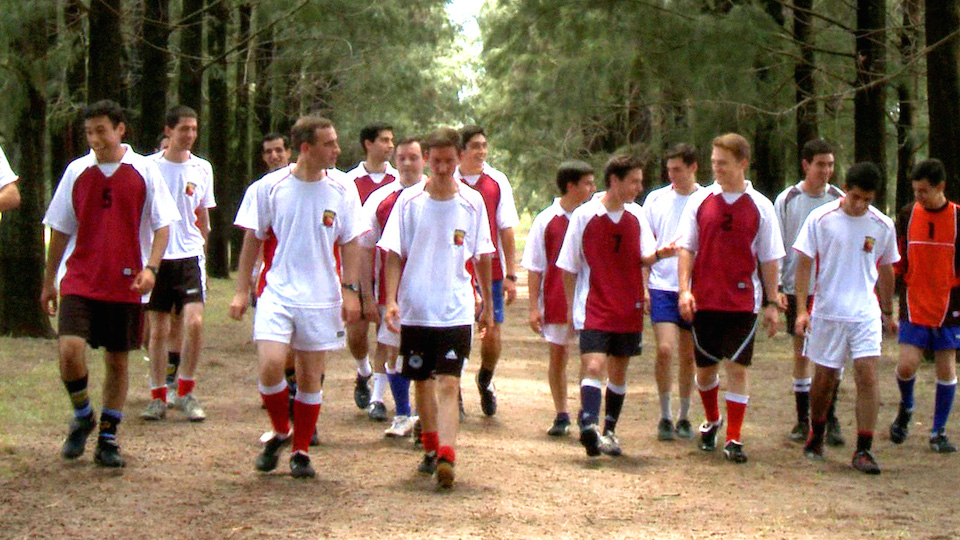 Miles Christi soccer