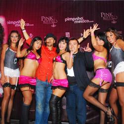 The 12th Annual Pimp N' Ho Mexico Pink Kitty Nightclub 2010