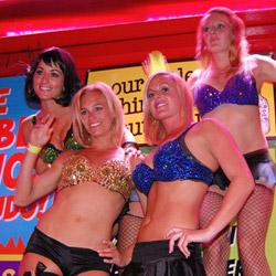The 11th Annual Pimp N' Ho Mexico El Squid Roe 2009