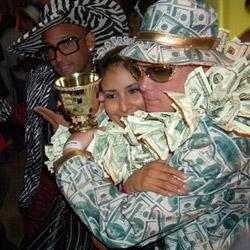 The 9th Annual Pimp N' Ho Mexico Passion Club 2007