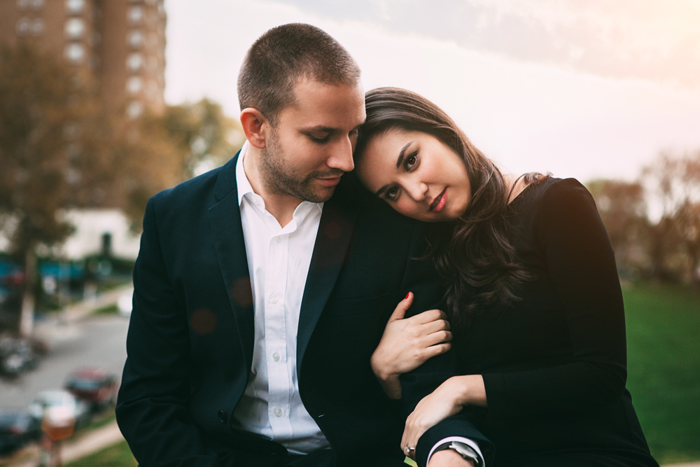 Engagement Photo Session - Kansas City