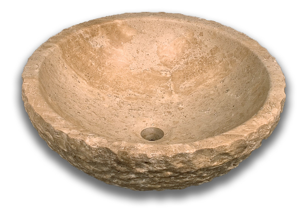 Durango Rock Face Round Vessel