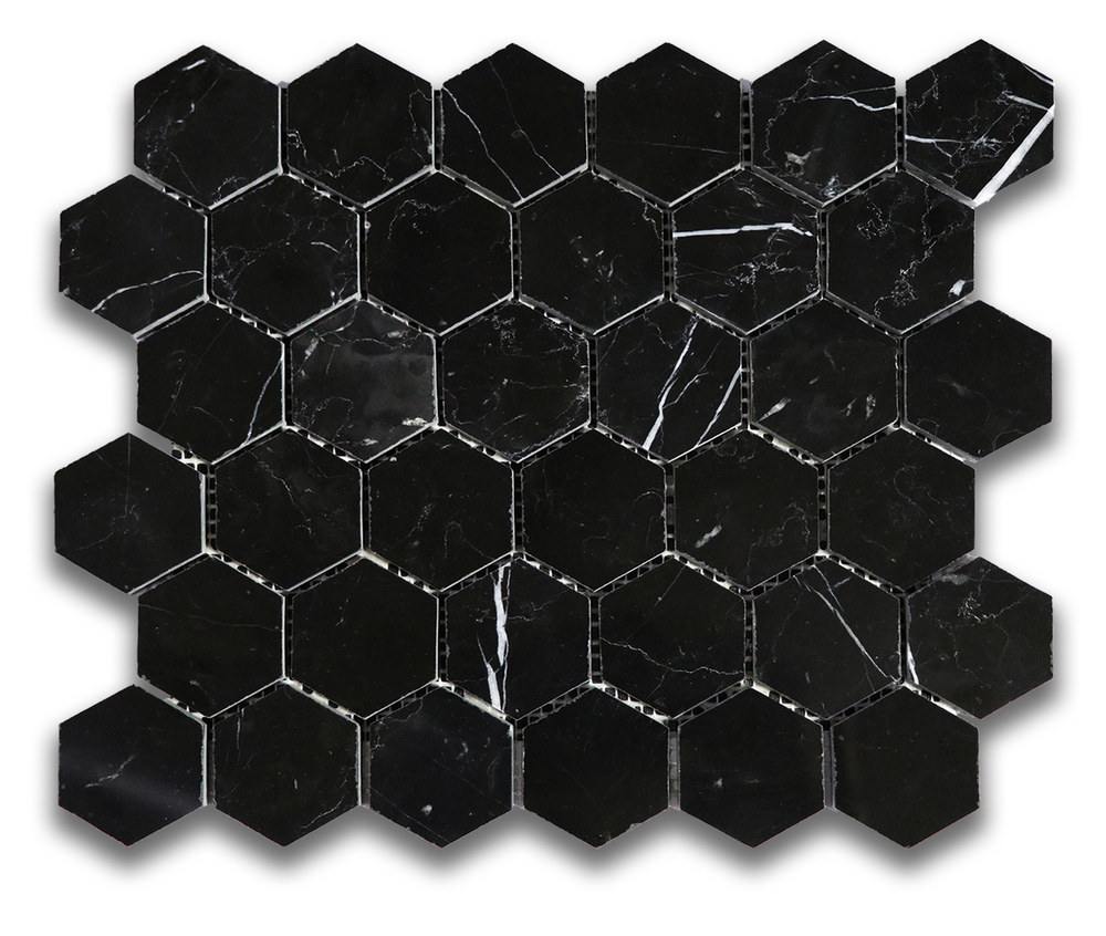 Nero Hexagon