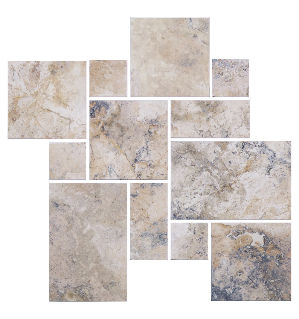 Vintage Travertine