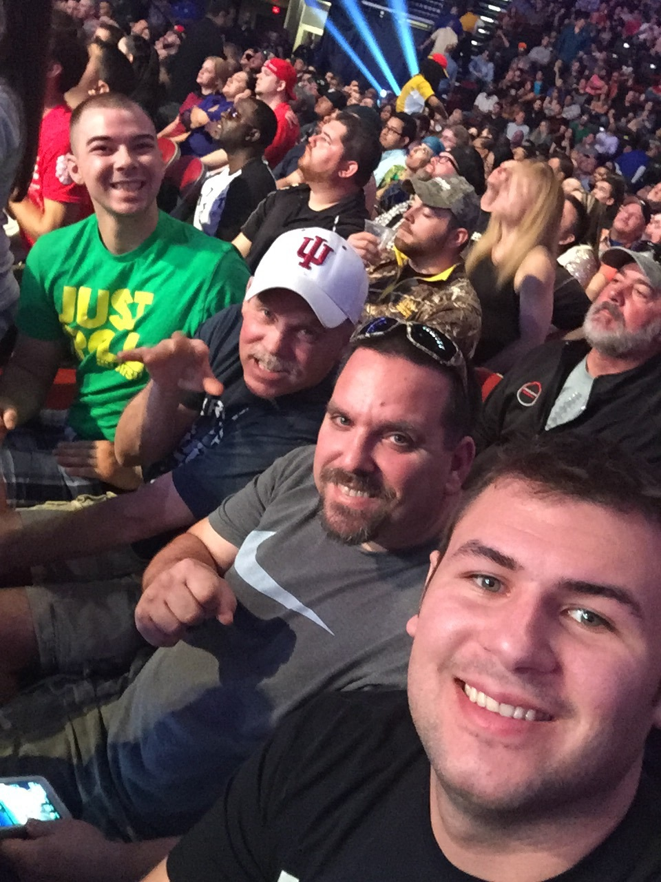 Robert, Dave, josh and I