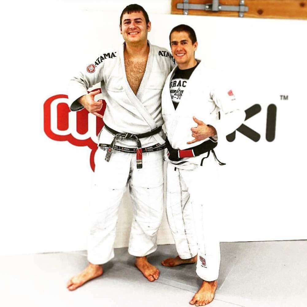 Alberto and I