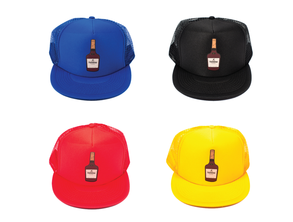 "Hand Pressed ""Henny Hats"" -2014"