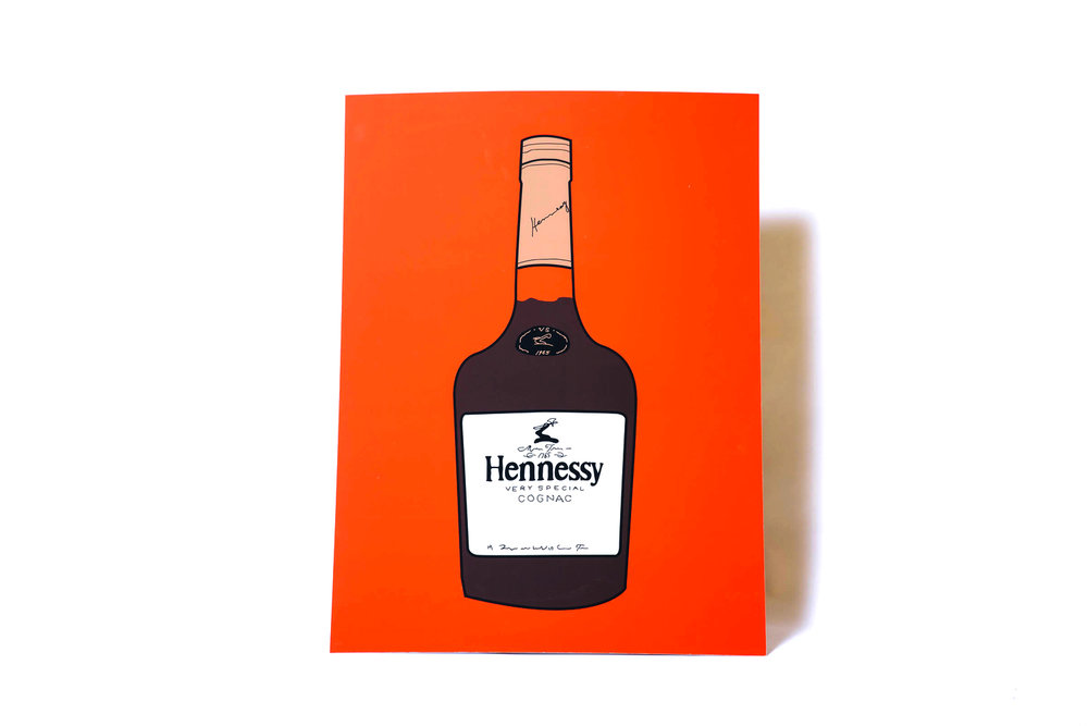 Lost paradise for Henny and paint