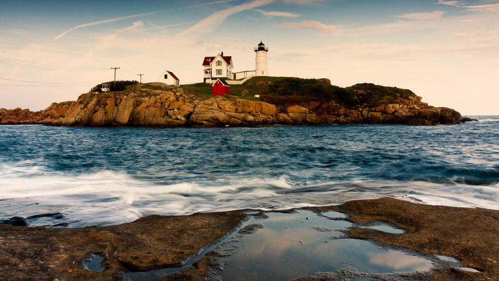 Cape Neddick - Nubble Light, York, ME