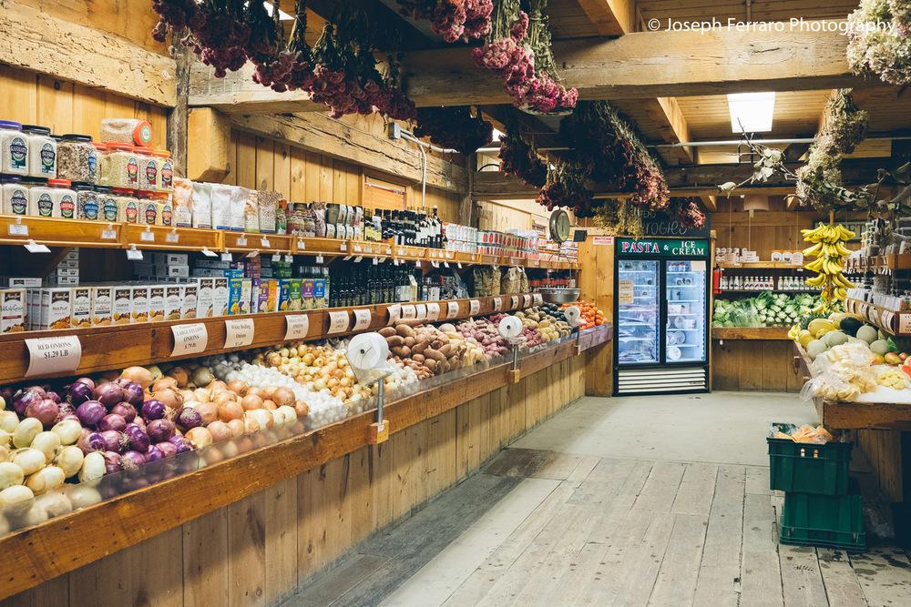 Farm Store, Tendercrop Farm