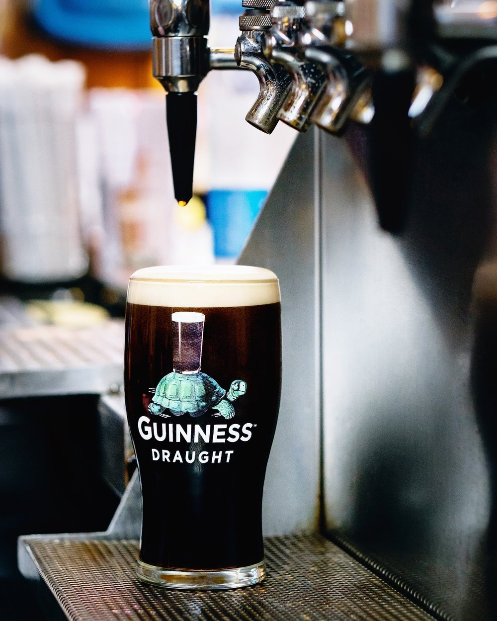 Instagram.com/Joe Ferraro photo - In search of the perfect pour this holiday season? I hear the taps at The Irish Cottage in #methuen pours a mean pint - into vintage-inspired #guinness glasses, no less. Be safe tomorrow! #sláinte #stpatricksday #stpattysday #beer #publife #whatsontap