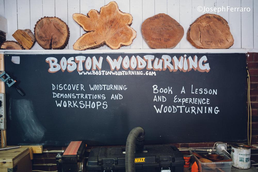 Boston Woodturning