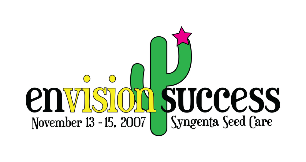 Envision Success is a yearly retreat held for Syngenta Seed Care. In 2007 it was held in Tuscon, Arizona.