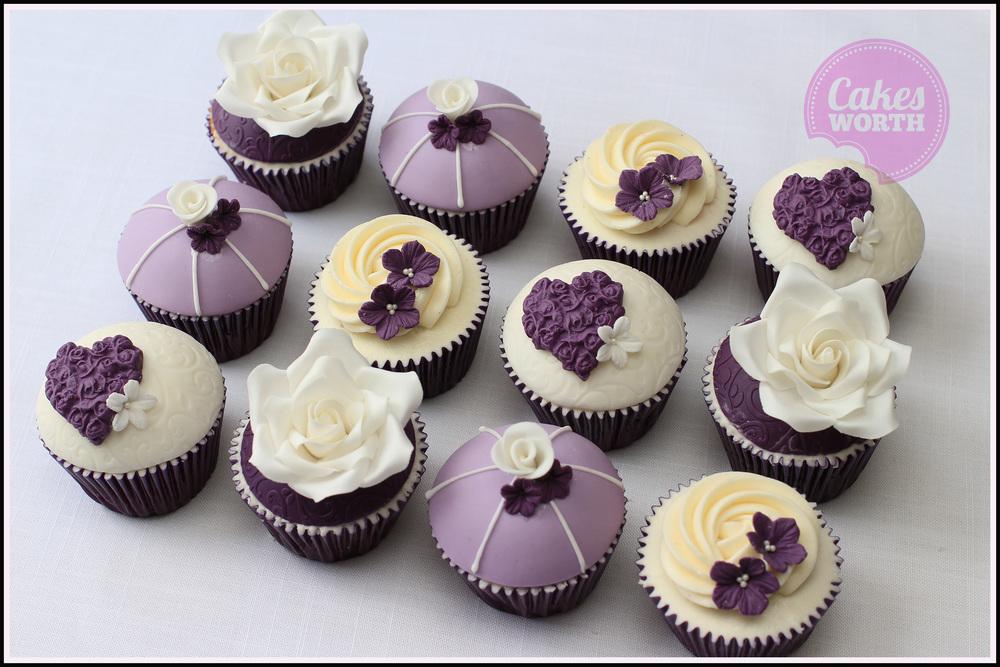 Cupcake Decorating Ideas For Anniversary : June at CakesWorth   CakesWorth