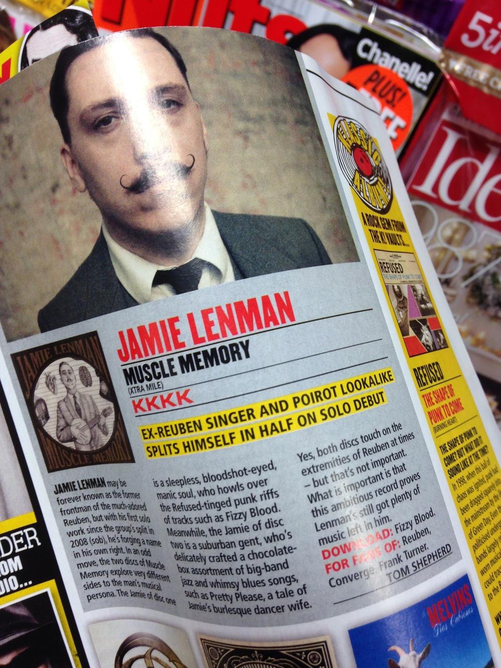 Kerrang, October 2013