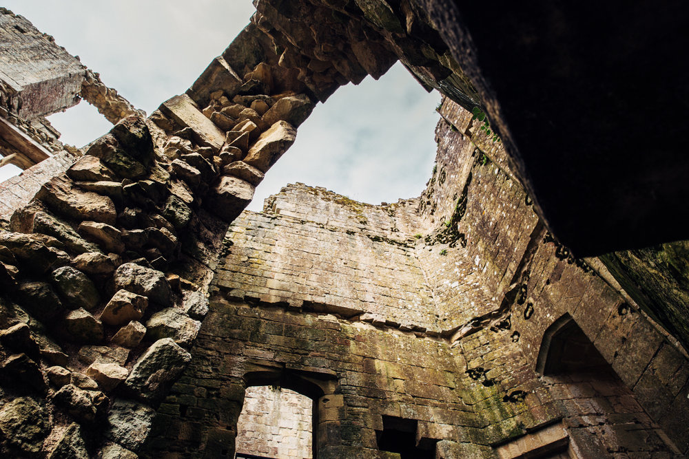 Wardour Castle, UK