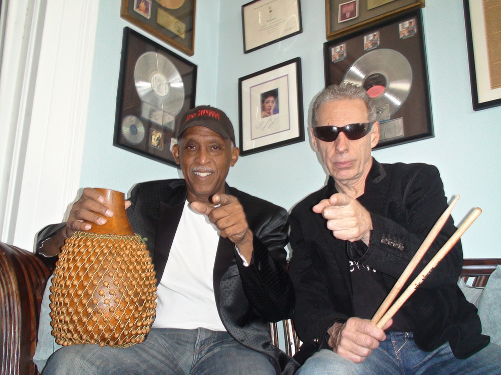 Bill Summers and Mike Clark of The Headhunters are on deck to serve you your first dose of Fiya during Jazz Fest 2014.