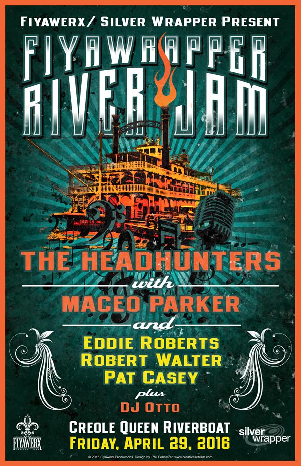 river jam