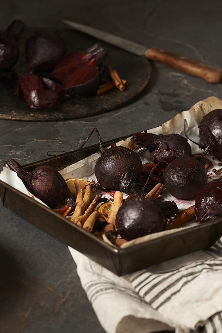 Cinnamon Beets