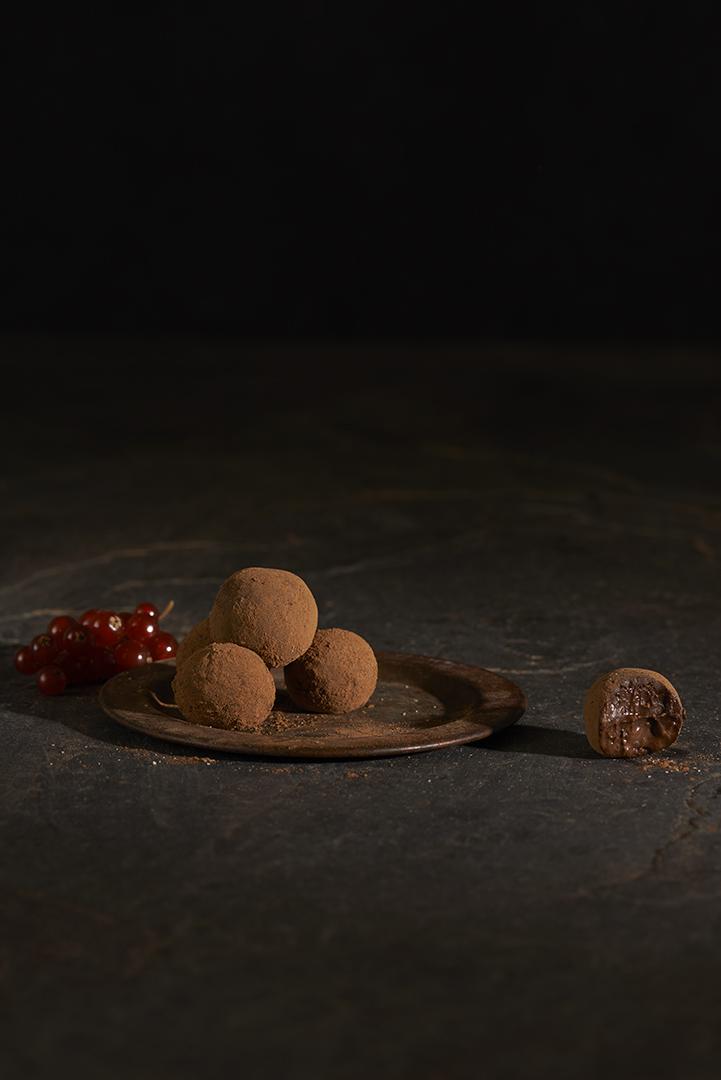 Chocolate Cinnamon Truffle