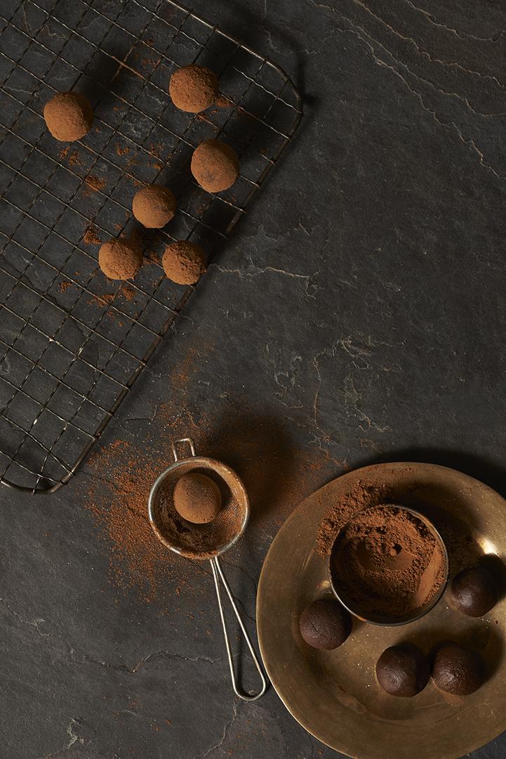 Cinnamon Truffles