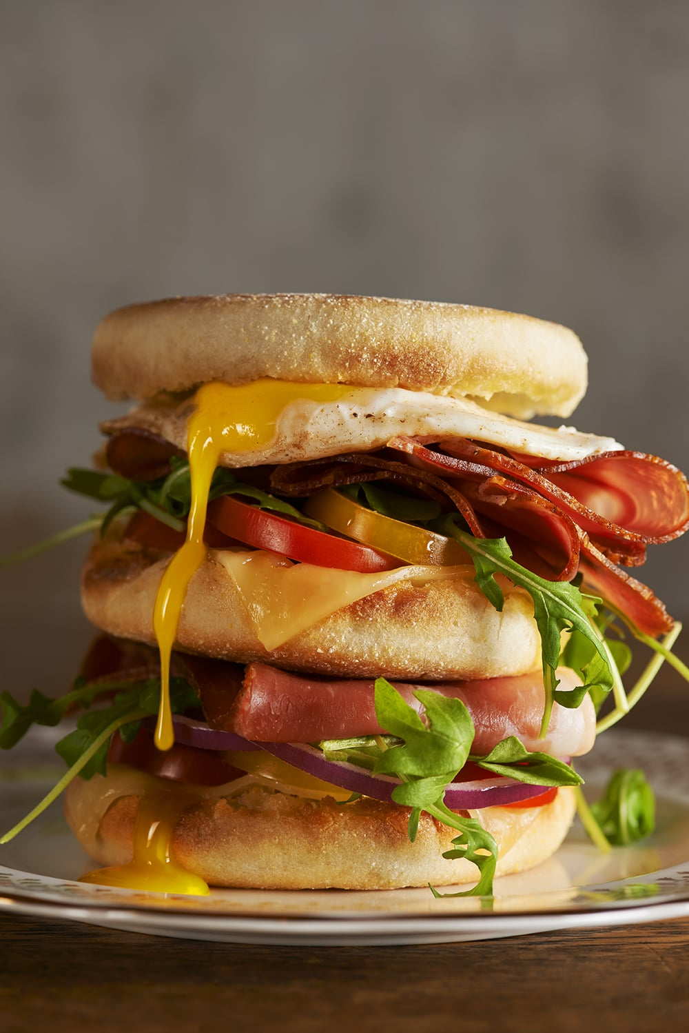 Epic Breakfast Sandwich