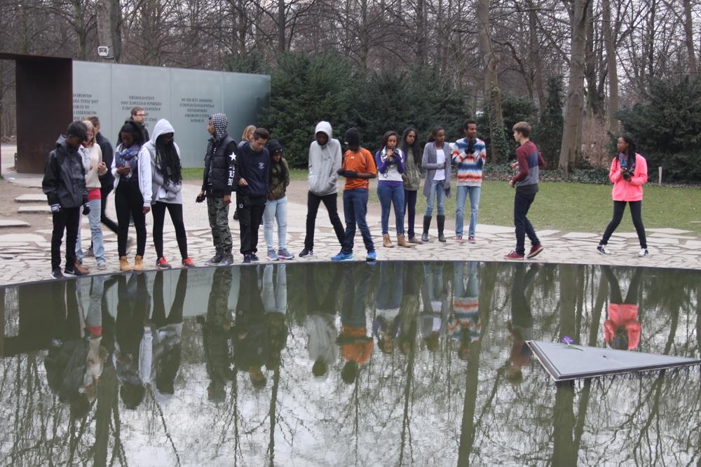 Roma & Sinti Holocaust Memorial