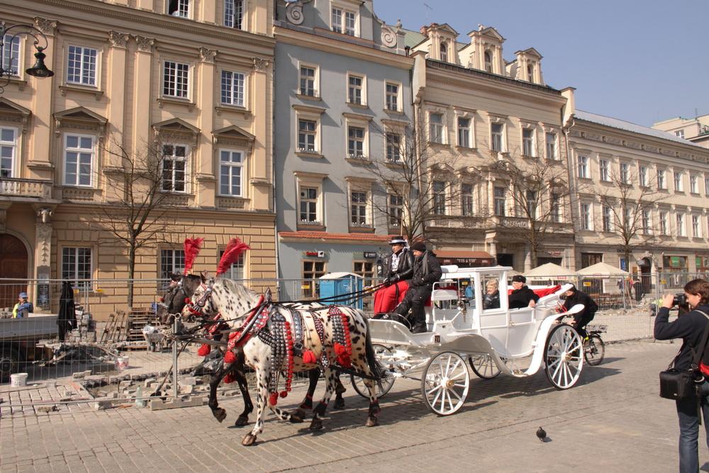 Main Market Square, Krakow