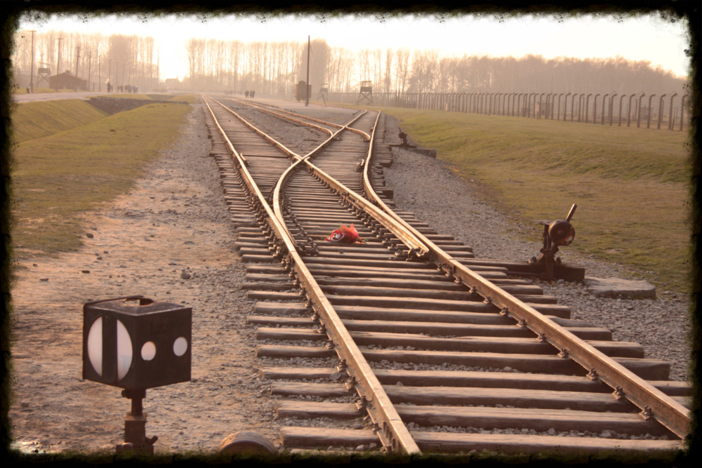 The Railway to Auschwitz
