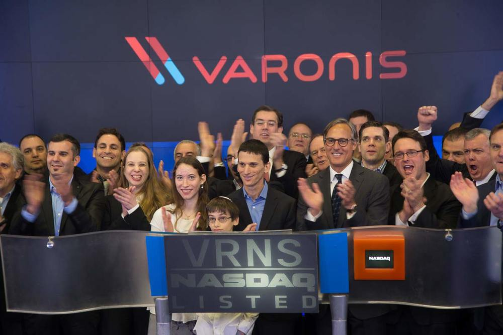 Varonis IPO on February 28, 2014