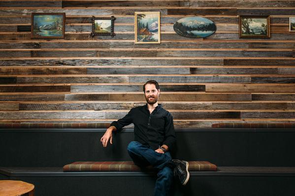 Ryan HOlmes, Hootsuite CEO