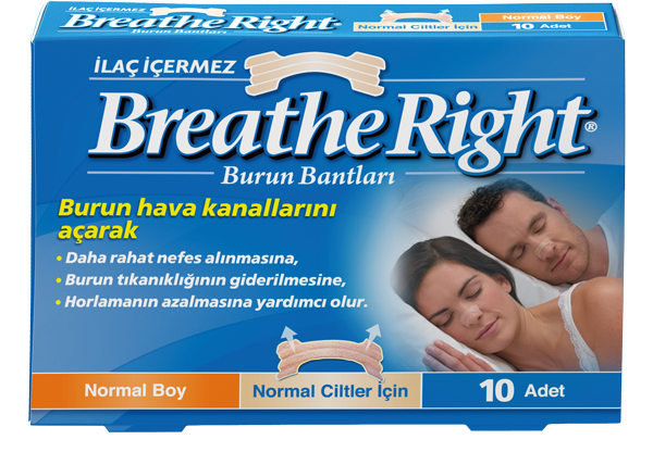 *BREATHE RIGHT* KLASİK