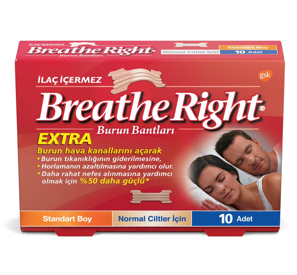 *BREATHE RIGHT* EXTRA