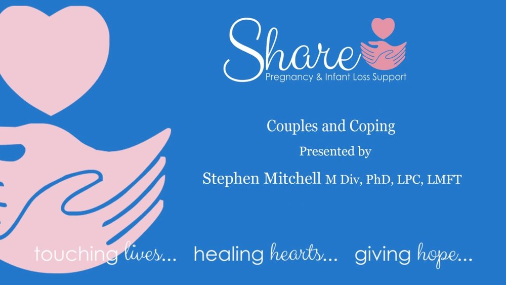SHARE Complications in grief when a Baby Dies_Couples and Coping