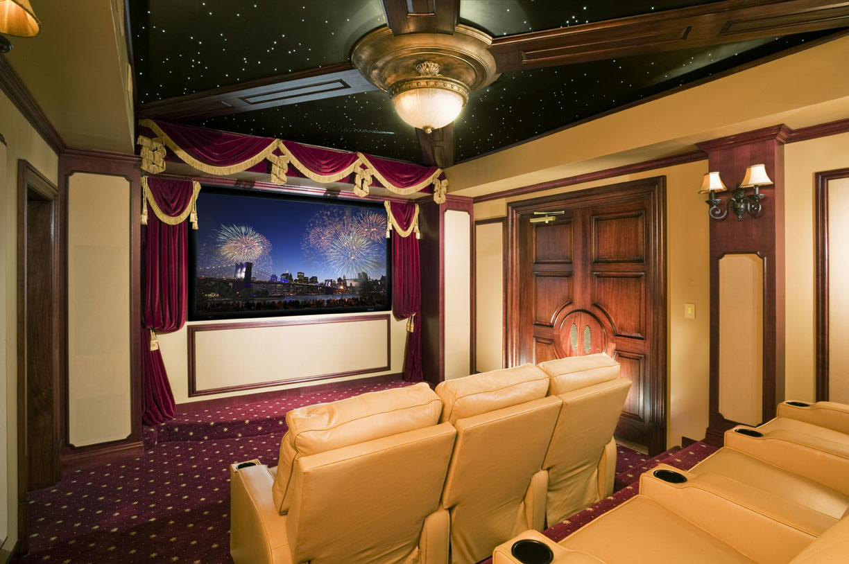 The Architects EDGe - Home theater design group