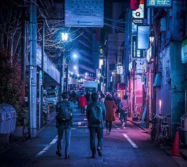 SΛLΛRY MΞN . . . . . . #tokyo#japan#shibuya#shinjuku#travel#photo#architecture#building#skyline#vsco#vscocam#bladerunner#cinematography#cyberpunk#retrofuturistic#retrofuture#scifi#vscogood#vscophile#vscodaily#instadaily#outrun#retro#retrowave#bladerunner#bladerunner2049#strangerthings#cyberpunk