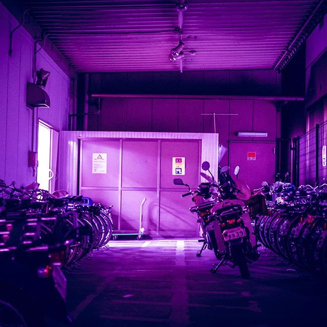 Let's go for a ride . . . . . . . . #tokyo #japan #shinjuku #travel #photo #architecture#building #skyline #vsco #vscocam#bladerunner #cinematography#cyberpunk #retrofuture#scifi #vscogood #vscophile #vscodaily#instadaily#outrun #retro #retrowave #bike#people #cyberpunk #instagood #photography #street