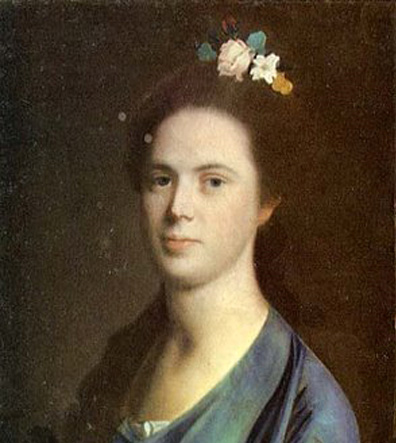 Susannah Clarke Copley