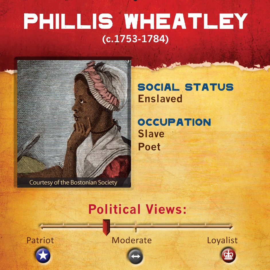 the life and times of phillis wheatley - phillis wheatley phillis wheatley was america's first black poet she was born in senegal, africa in 1753 and she was sold into slavery at the age of seven to john and susannah wheatley of boston phillis was soon accepted as a member of the family, and was raised with the wheatley's other two children.